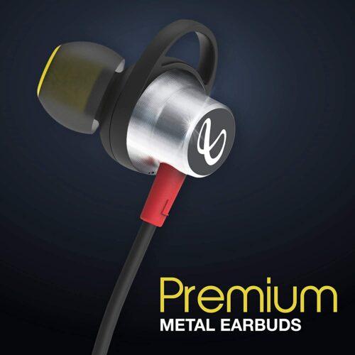 Refurbished Infinity (JBL) Glide 120 Metal in-Ear Wireless Earphones