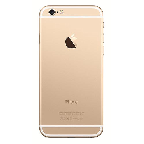 Apple iPhone 6 64GB Refurbished Back 1