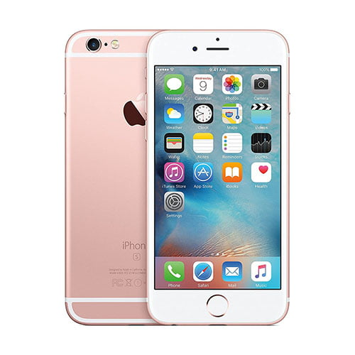 Apple iPhone 6s 64GB Refurbished back