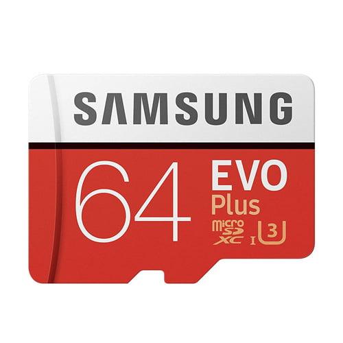 Samsung EVO Plus 64GB microSDXC Refurbished