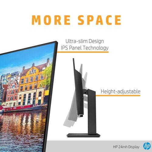 HP 23.8-inch LED IPS Refurbished Monitor