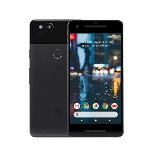 Refurbished Google Pixel 2 Just Black