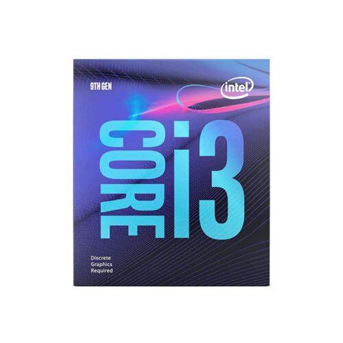 Refurbished Intel Core i3-9100F 9th Gen Desktop Processor