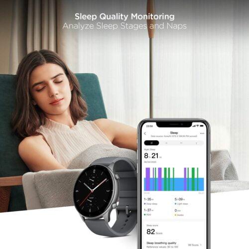 Refurbished Amazfit GTR 2e Smart Watch