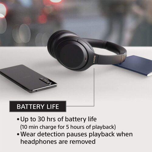 Refurbished Sony WH-1000XM4 Bluetooth Headphone