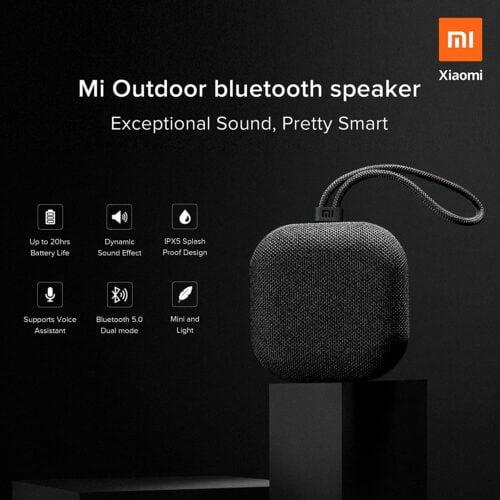 Refurbished Mi Outdoor Bluetooth Speaker (5W)